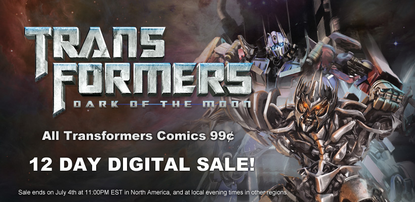 transformers 3 movie adaptation. All Transformers digital