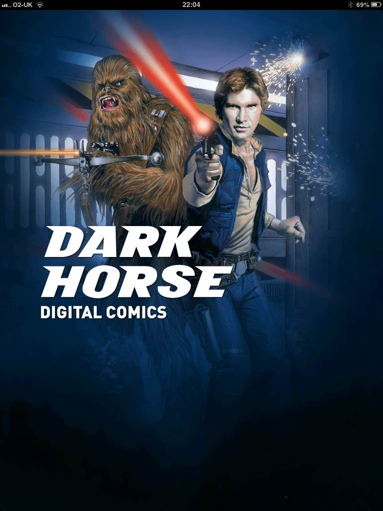 Dark Horse Digital Sale: Sci Fi Weekend!