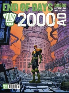 Review: 2000AD – Prog 1837